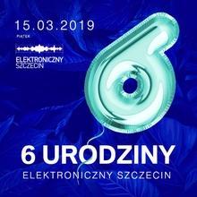 6 Urodziny Elektroniczny Szczecin w/ Okain (Talman Records/Berlin)