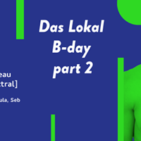 Das Lokal B-day part 2 feat. Fort Romeau [Ghostly, Spectral]