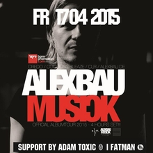 Alex Bau – MUSICK AlbumTour