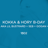 GOGA M aka LIL BUSTRARD + SEB + GOGAN + KOKKA