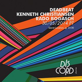 DIS/CORD PRES. DEADBEAT LIVE! & KENNETH CHRISTIANSEN