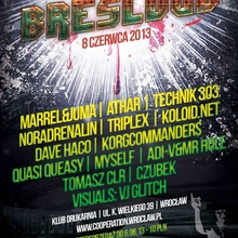 BRESLOUD – Massive Techno Show