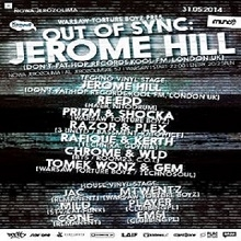 OUT OF SYNC: JEROME HILL