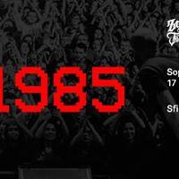 """Rasmentalism """"1985"""" PREMIERA x Zajawa Tattoo Launch Party"""