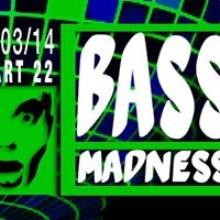Bass Madness feat. Lucky Bustards, Kinga, Vincent, Noze @ Luzztro