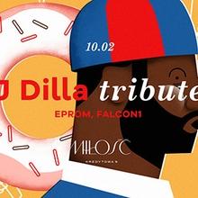 J DILLA Tribute x Miłość/ Falcon1 x DJ Eprom MixCD Release Party