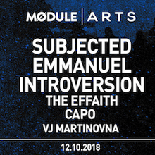ARTS Showcase: Subjected, Emmanuel, Introversion