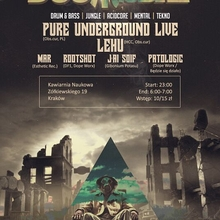 DOOMSDAY pres. PURE UNDERGROUND LIVE (Obs.Cur) & more