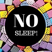 NO SLEEP! Night vol.2 presents NOZYO + ARTJACK + BARELYME