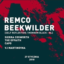 Mødule pres. Remco Beekwilder (Monnom Black / Self Reflektion)