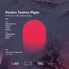 Pozdro Techno Płyta – Kuba Sojka live!