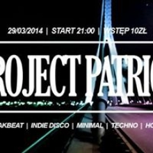 PROJECT PATRIOT ★ ZEBRA ★ TILO ★ HOUSEJUNIOR ★ SWAY ★
