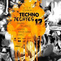 TECHNO TECHYES #12 w/ Warsaw Torture Boyz