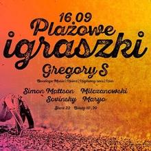 Plażowe Igraszki w. Gregory S (Bondage Music / Budapeszt)