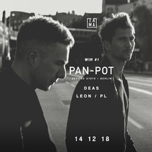 WIR #1: Pan-Pot