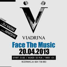 Face The Music-Viadrina, Marsha, Dj Vadim @ Jack Club Music