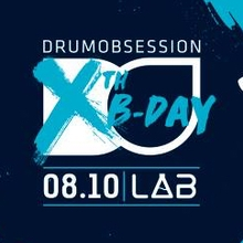 DrumObsession 10th Birthday with Fracture