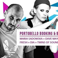 MARIA SADOWSKA / DAVE MAYER :: PortobelloBooking & BigBoatParty (DAY & NIGHT) :: Seazone Music & Conference