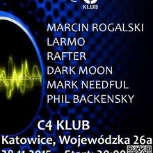 Techno Bassault Live @C4 Katowice – 28.11.2015
