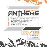 Drum and Bass Anthems