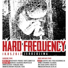 HARD FREQUENCY with BRYAN FURY/FRACTURE 4/B-KEY