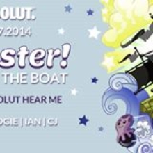 BOOSTER Rave on the BOAT x Frantic na statku!