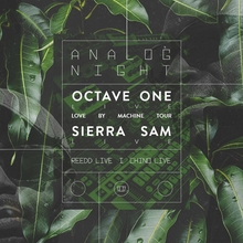 Smolna Analog Night: Octave One + Sierra Sam