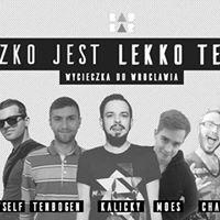 Ciężko Jest Lekko Techno [Luzztro / 55 / W-wa]
