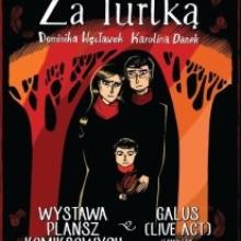"""PREMIERA ALBUMU """"ZA FURTKĄ"""" (Danek & Węcławek), GALUS (live act)"""