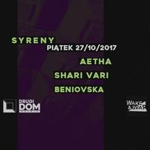 Syreny. Aetha / Shari Vari / Beniovska
