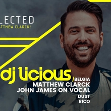 Selected by Matthew Clarck! pres. dj Licious
