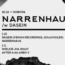 Narrenhaus /w Dasein (Venom Rec.)