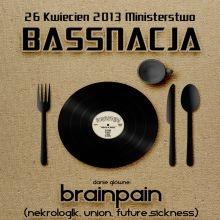 BASSNACJA / BRAINPAIN