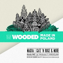 WOODED Made in Poland with MAGDA & CATZ 'N DOGZ