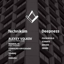 Techniküm – egzamin końcowy: Alexey Volkov