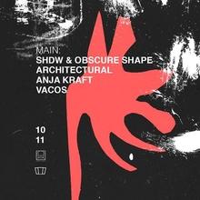 Smolna: Shdw & Obscure Shape / Architectural