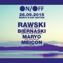 RAWSKI / BIERNASKI / MEICON / MARYO b-day set /