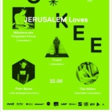 Jerusalem loves Lo*kee London | New Residents Night