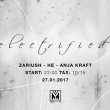 Electrified. | Anja Kraft & Zariush