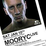 MOORYC live