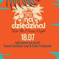 SQ na Dziedzińcu pres. Jungle Fever! – Taste The Music Night