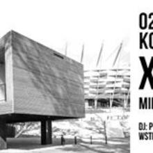MIEJSKIE GRANIE: XXANAXX live & PHON.O live