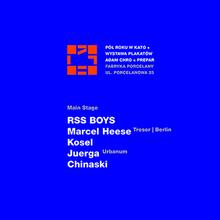 Pół Roku W Kato // RSS B0YS // Marcel Heese