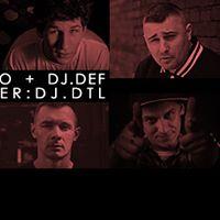 PONO + DJ.DEF / AFTER: DJ.DTL – RAPOWE CZWARTKI