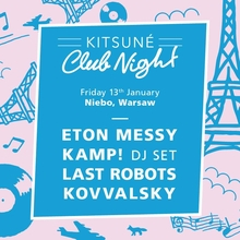 Kitsuné Club Night