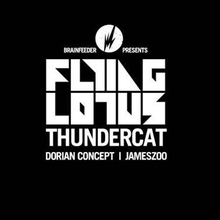 Flying Lotus, Thundercat i inni!