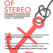 SOUND OF STEREO