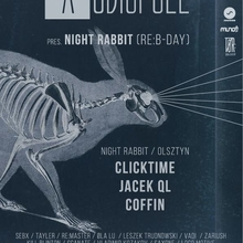 Audiopole pres. Night Rabbit (Re:B-day) // 23.05 // Nowa Sytuacja