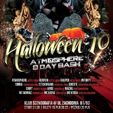 HALLOWEEN 2013 & ATMOSPHERE B-DAY!