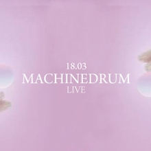 Machinedrum Live (Ninja Tune/USA)